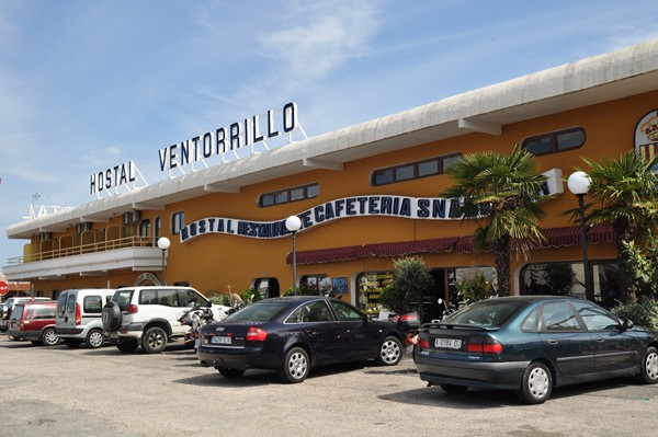 Hostal Ventorrillo Albir